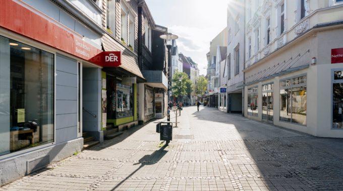 Verfügungsfonds Anmietung: So lassen sich Ladenlokale in der Innenstadt besser (ver-)mieten