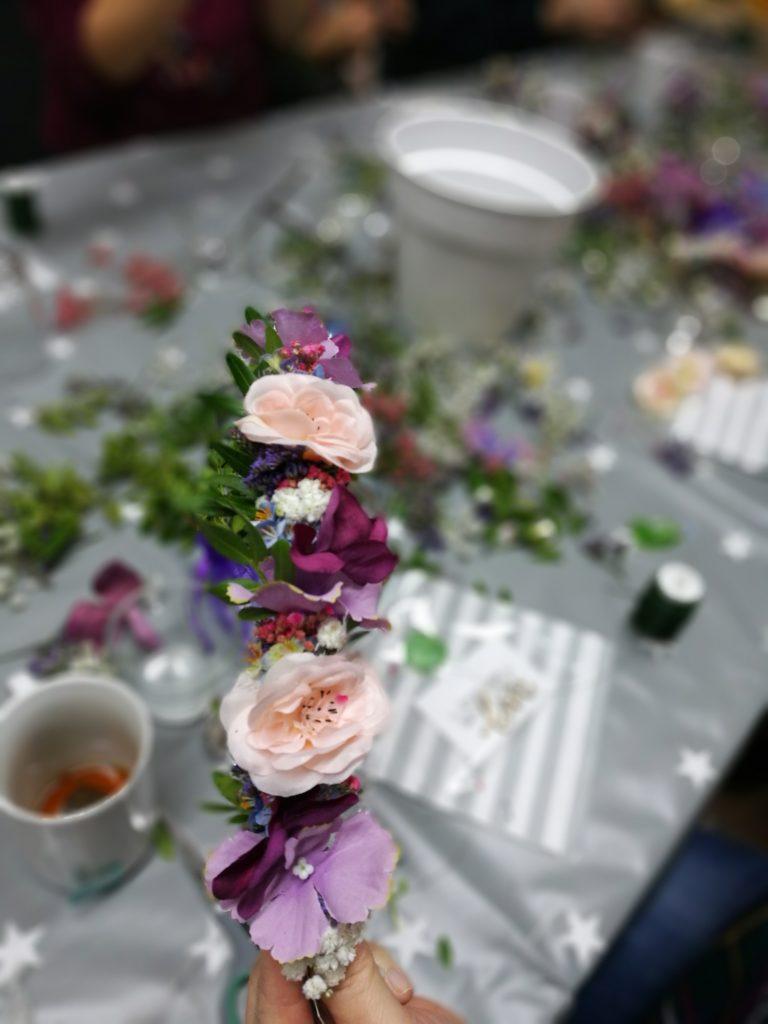 Blumen Arrangenement 4JahresHochzeiten