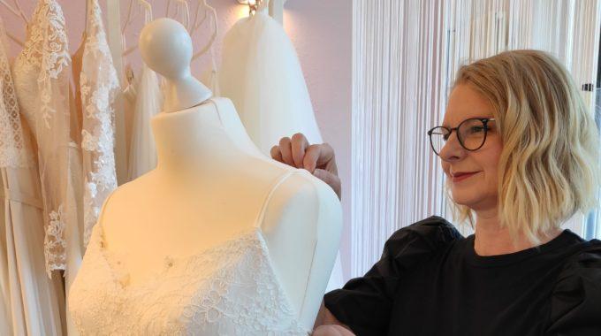 Fünf Fragen an…<br>Rosa Anna Brandt von Weiße Liebe Brautsalon