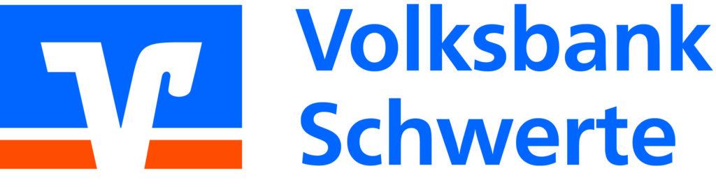 Logo Volksbank Schwerte 5cm Hoch Links 4c