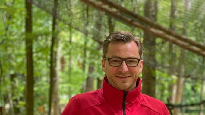 Fünf Fragen an…<br>Patrick Hahnrath vom Kletterwald Freischütz