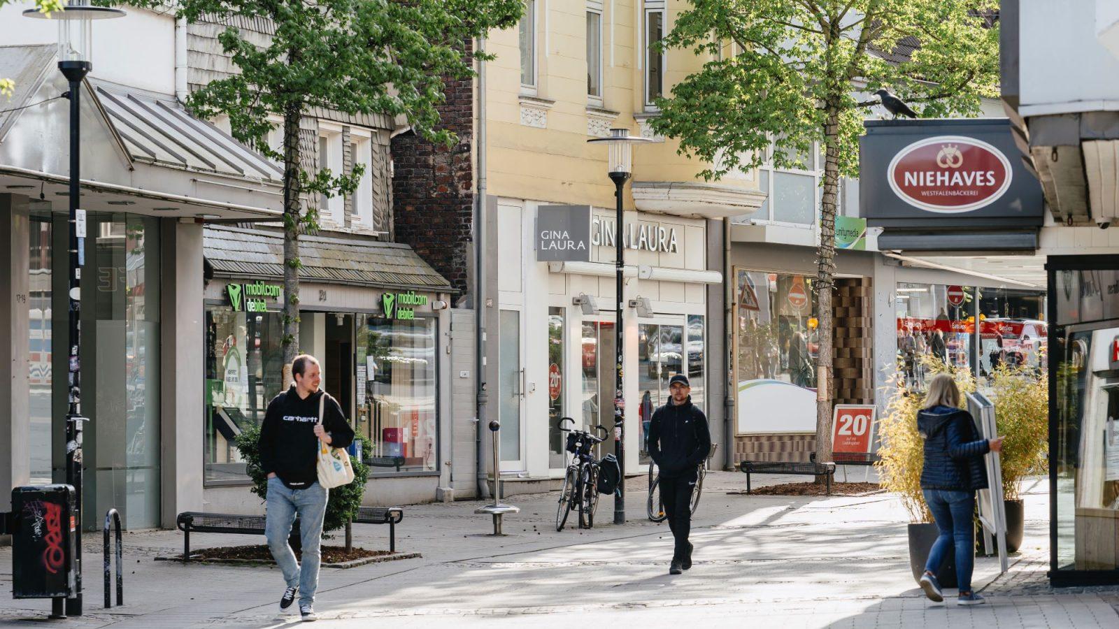 Schwerte Innenstadt Copyright Sebastianbecker
