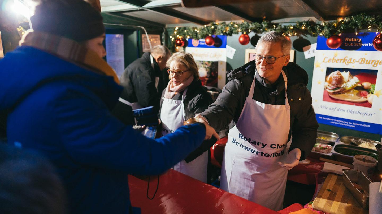 Stadtmarketing Schwerte Buerger Weihnachtsmarkt 01
