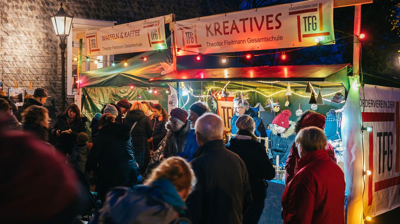 Stadtmarketing Schwerte Buerger Weihnachtsmarkt 07