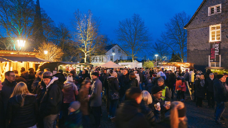 Stadtmarketing Schwerte Buerger Weihnachtsmarkt 08