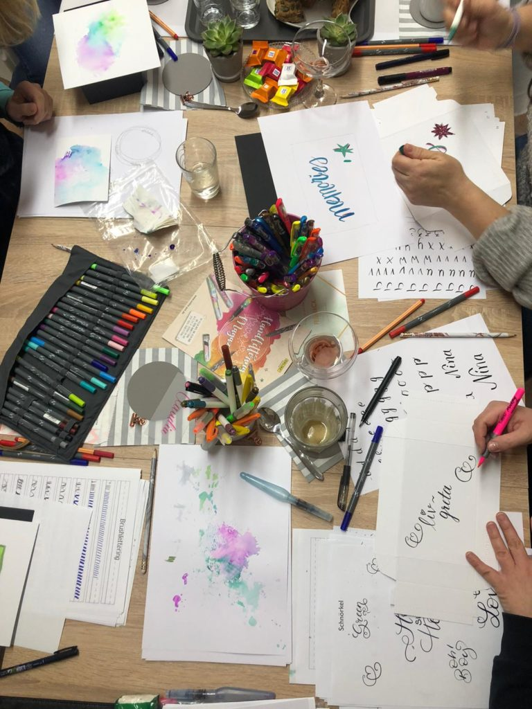 Workshop Copyright Inesgöge