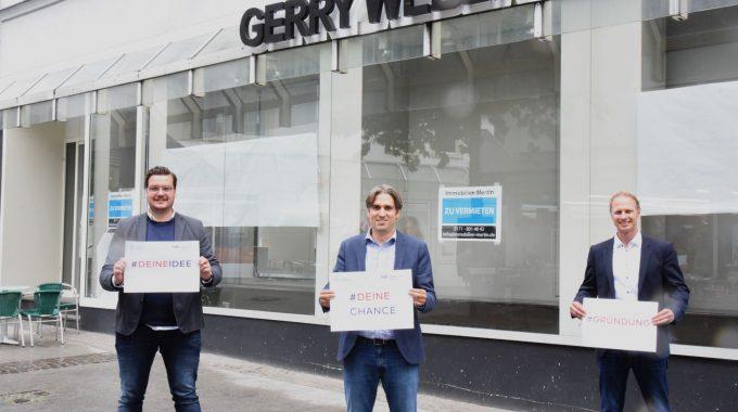 Gründerwettbewerb Innenstadt – jetzt bewerben.